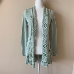 Anthropologie Angel of the North cardigan #856
